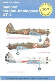 TBiU 107 Samolot szkolno-treningowy UT-2