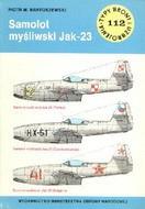 TBiU 112 Samolot myśliwski Jak-23
