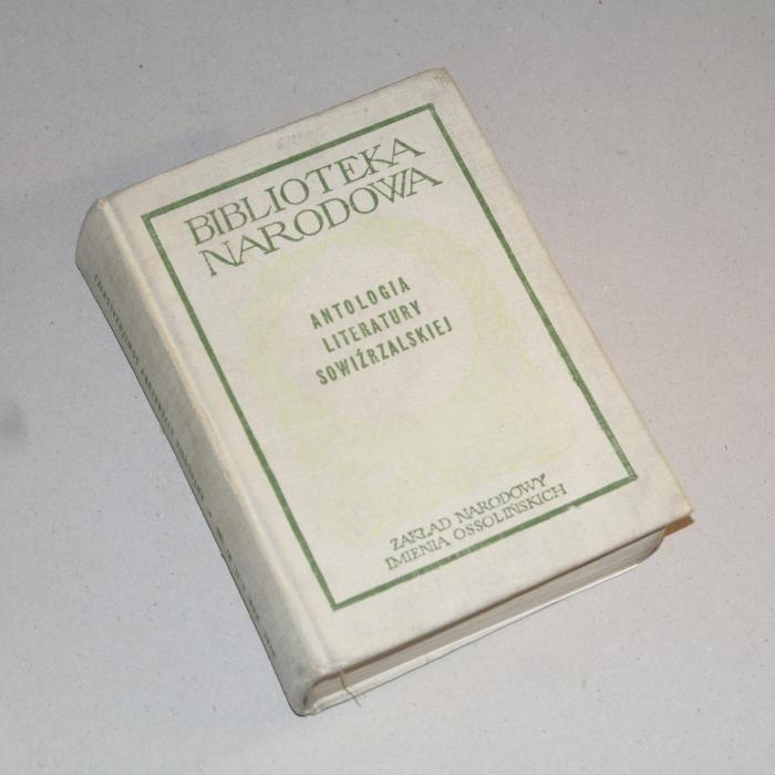 Antologia literatury sowiżrzalskiej.