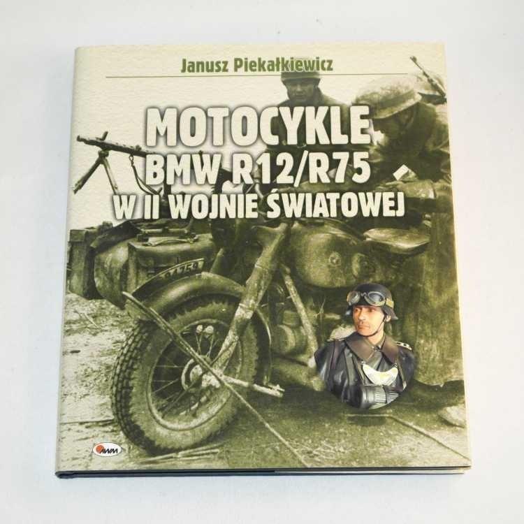 Motocykle BMW R12/R75 w II wojnie światowej / Piekałkiewicz