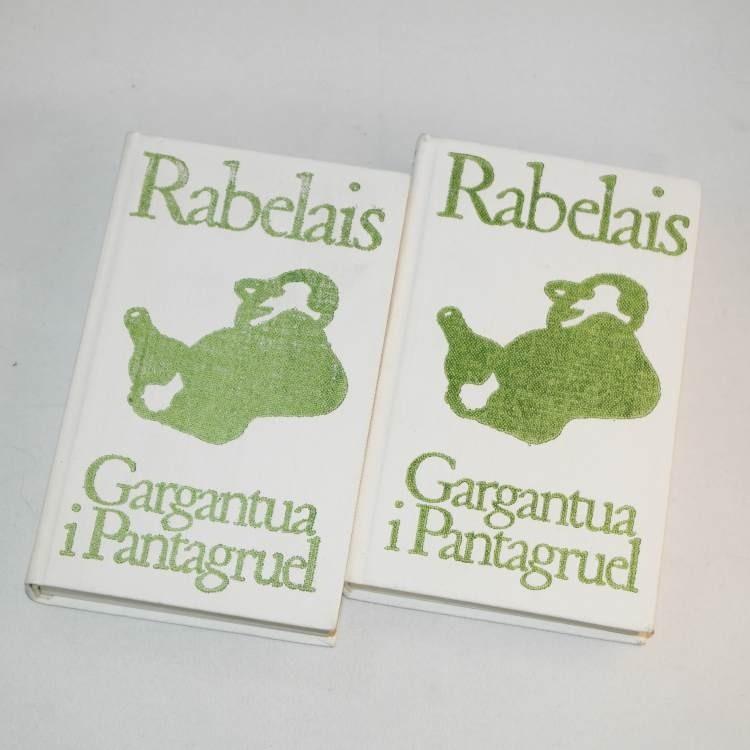 Gargantua i Pantagruel / Rabelais