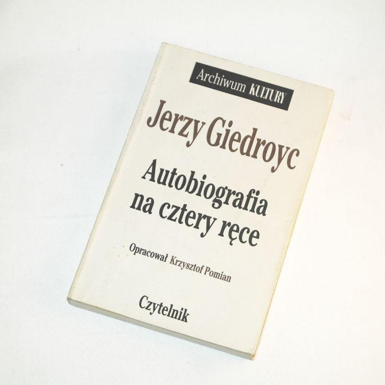 Autobiografia na cztery ręce / Giedroyc