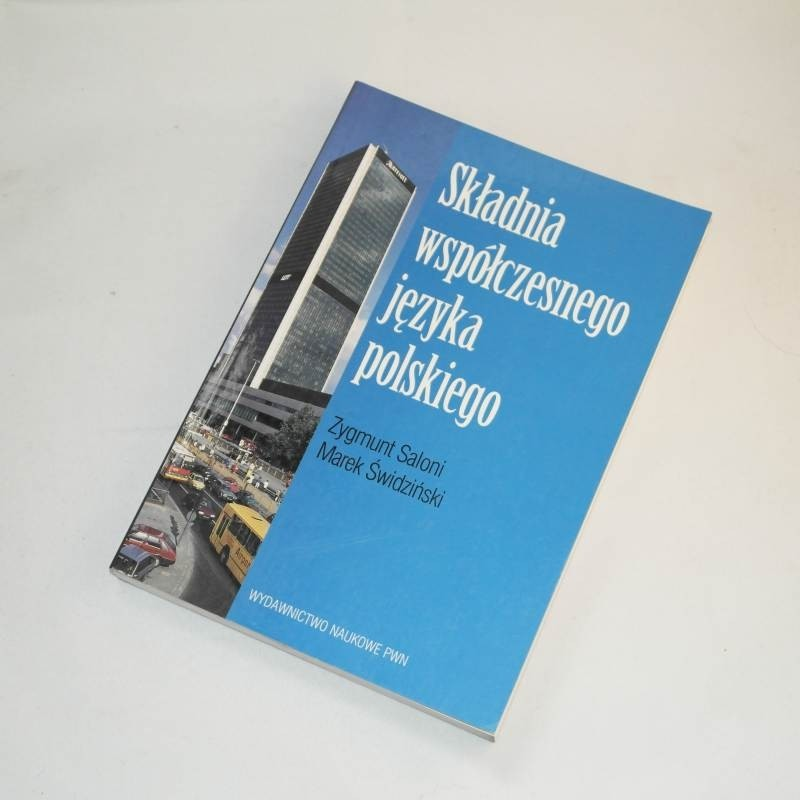 Składnia współczesnego języka polskiego / Saloni