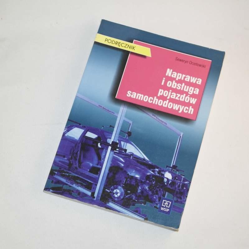 Naprawa i obsługa pojazdów samochodowych