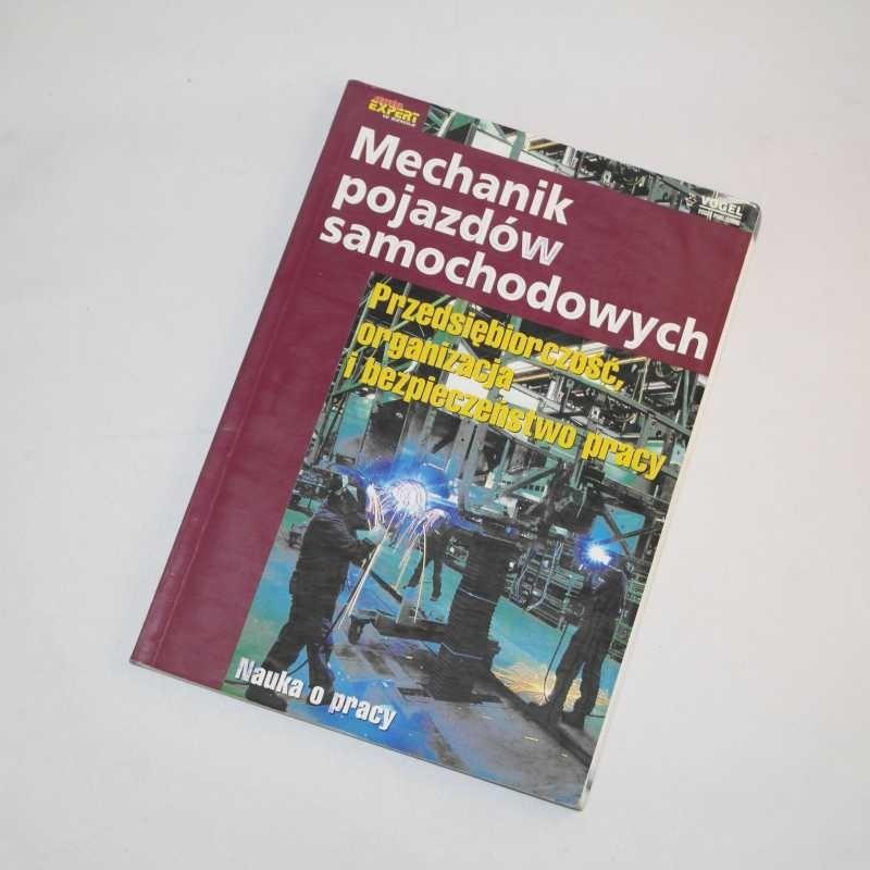 Mechanik pojazdów samochodowych Przedsiebiorczość ..