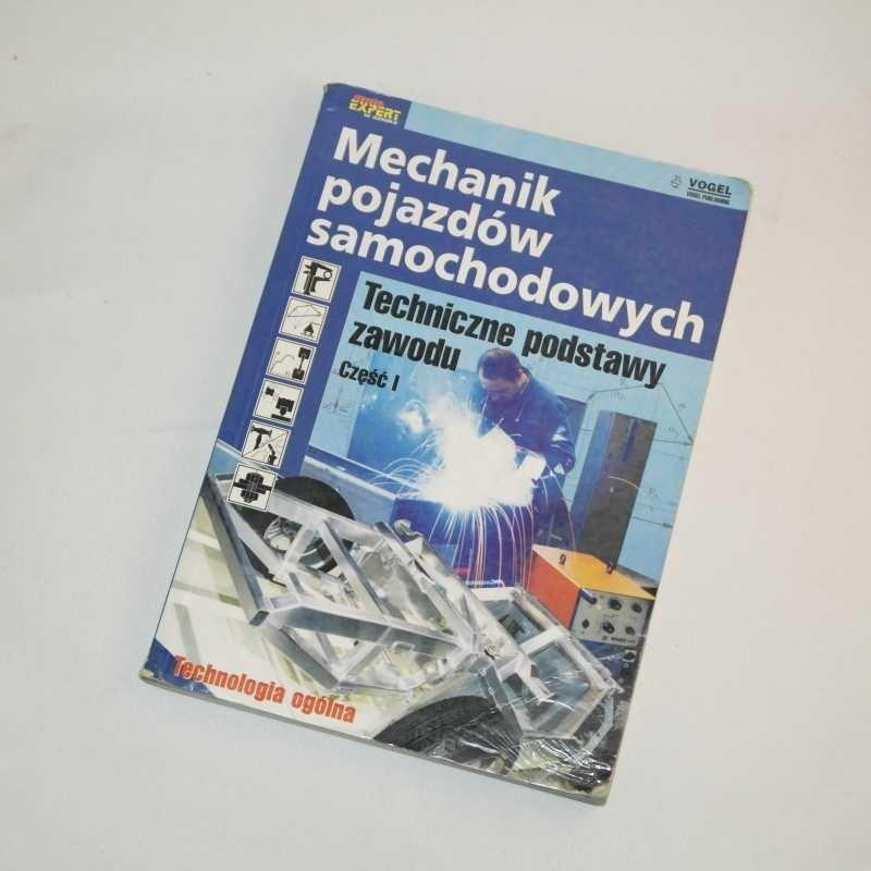 Mechanik pojazdów samochodowych Techniczne .. cz. 1