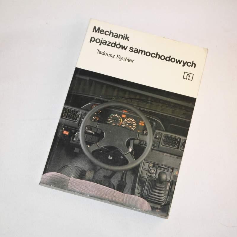 Mechanik pojazdów samochodowych / Rychter