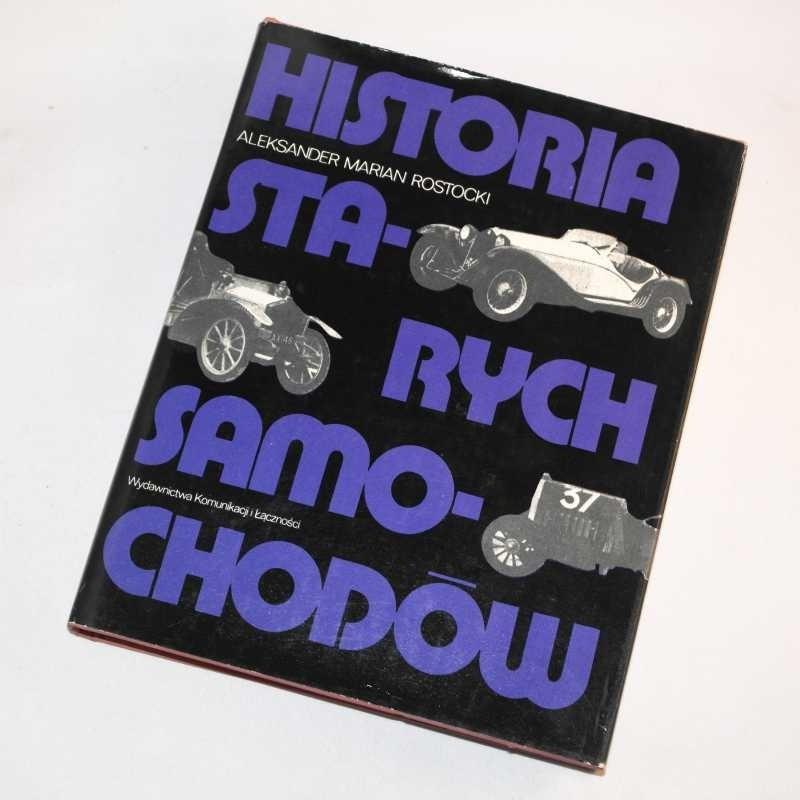Historia starych samochodów / Rostocki