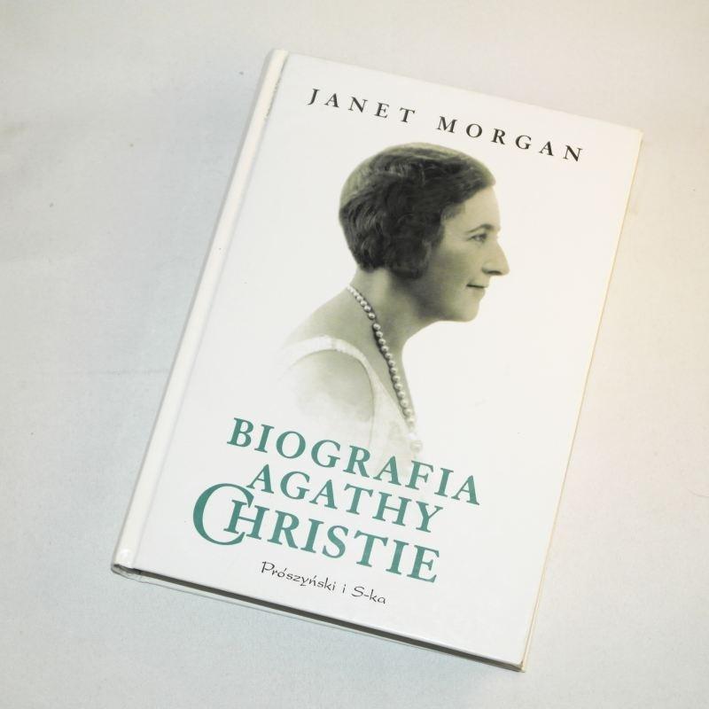 Biografia Agathy Christie / Morgan