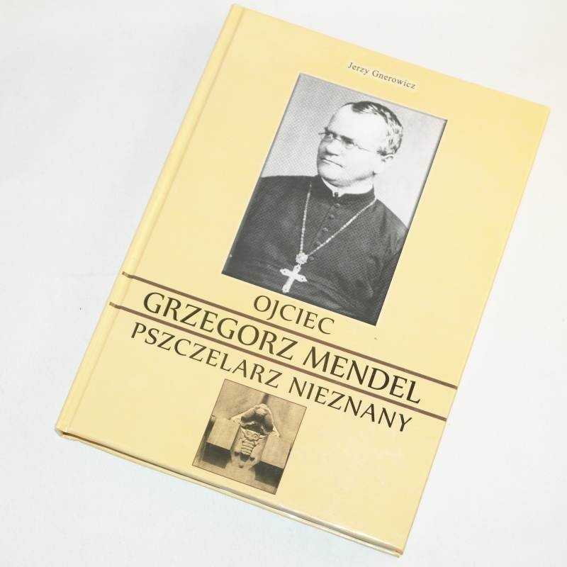 Ojciec Grzegorz Mendel pszczelarz nieznany