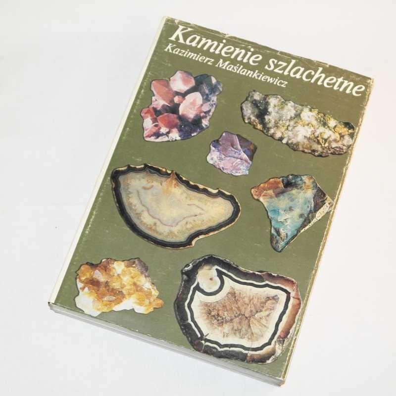Kamienie szlachetne /  Maślankiewicz