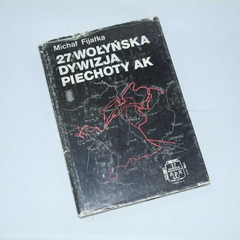 27 wołyńska dywizja piechoty AK /  Fijałka
