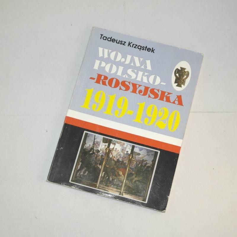 Wojna polsko-rosyjska 1919-1920 /  Krząstek