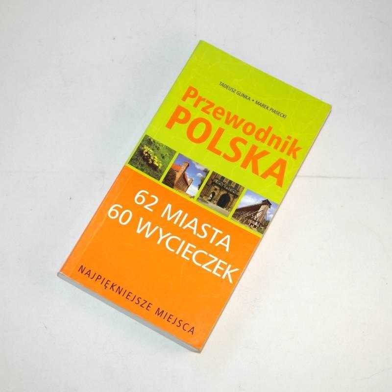 Przewodnik Polska 62 maista 60 wycieczek