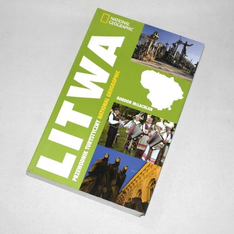 LITWA przewodnik turystyczny National Geographic