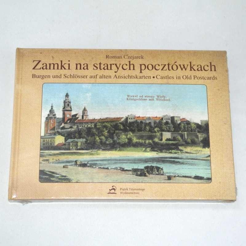 Zamki na starych pocztówkach /  Czejarek