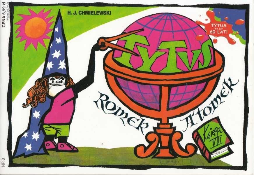Tytus Romek i Atomek księga VIII