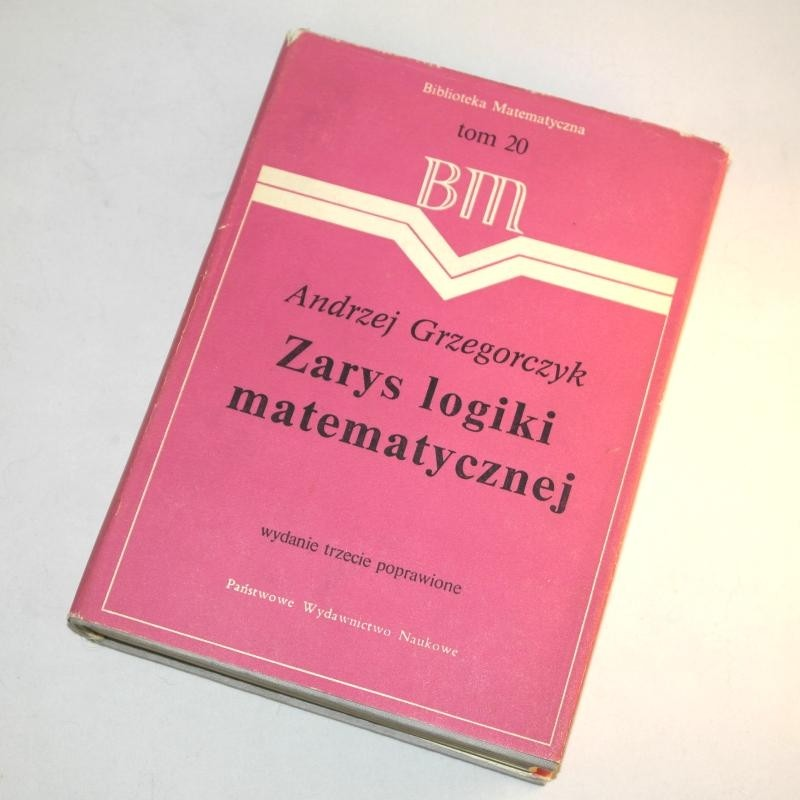 Zarys logiki matematycznej / Grzegorczyk