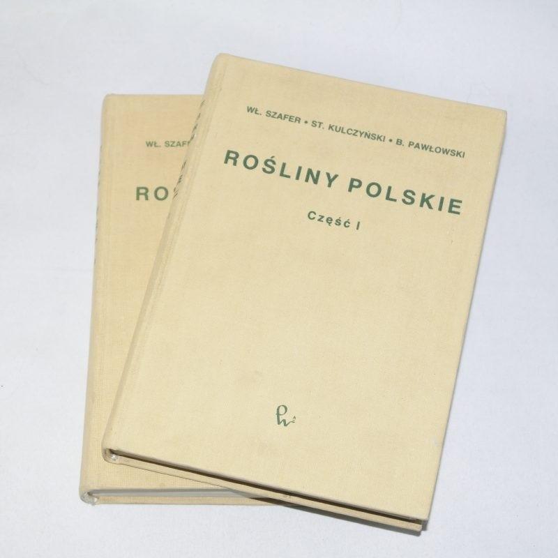 Rośliny polskie cz. 1 i 2 / Szafer