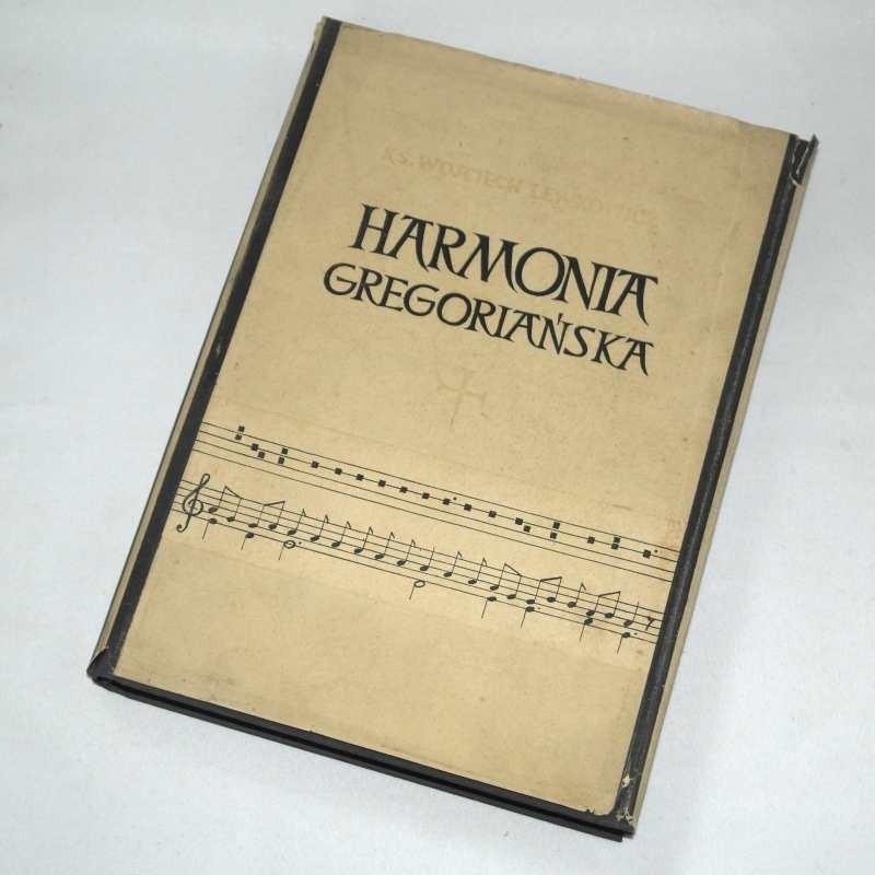 Harmonia gregoriańska / Lewkowicz