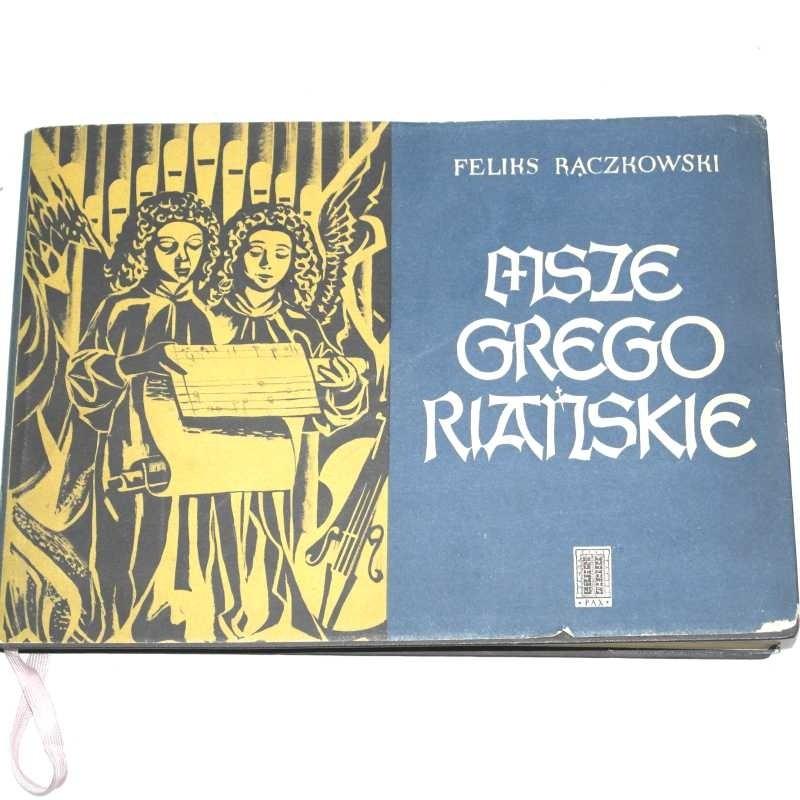 Msze gregoriańskie /  Rączkowski