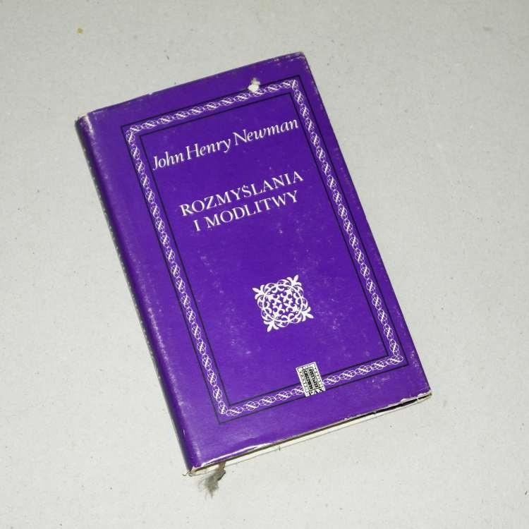 Rozmyślania i modlitwy / Newman
