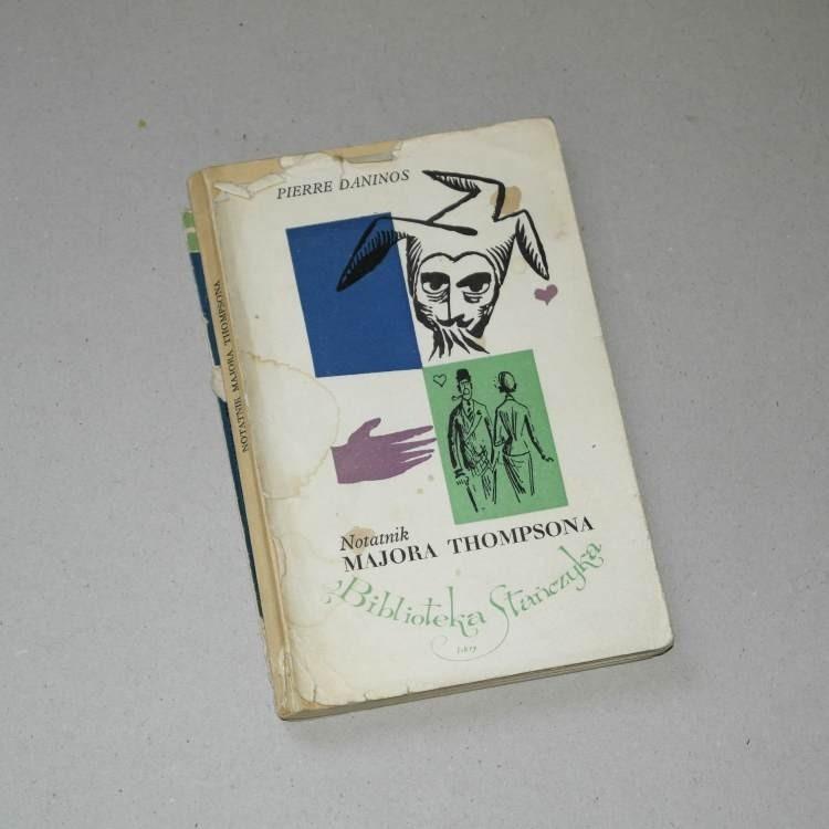 Notatnik majora Thompsona /  Daninos