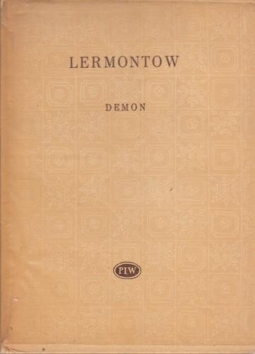 Demon /  Lermontow
