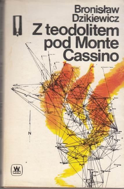 Z teodolitem pod Monte Cassino /  Dzikiewicz