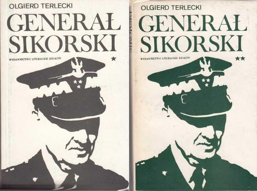 Generał Sikorski /  Terlecki