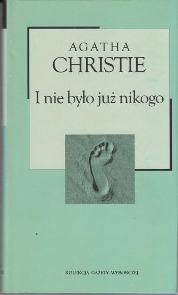 I nie było już nikogo /  Christie
