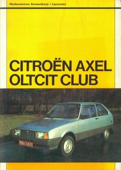 Citroen Axel, Oltcit Club (1130 i 1300 cm3)