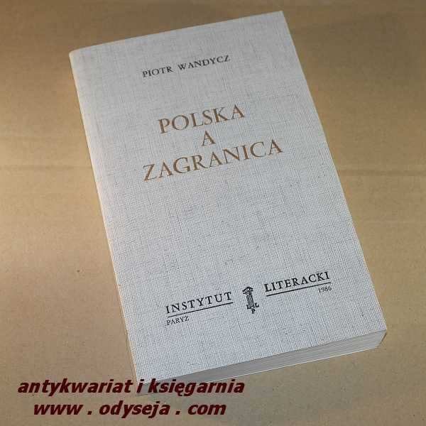 Polska a zagranica