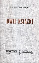 Dwie książki  /  Łobodowski