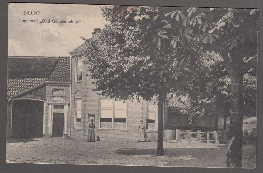 NORG  Logement  Oud Gemeentehuis