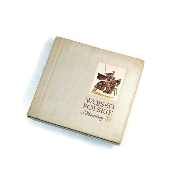 Wojsko Polskie X-XIX wiek miniatury