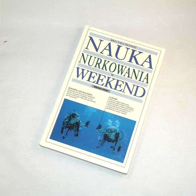 Nauka nurkowania w weekend /  Vallintine