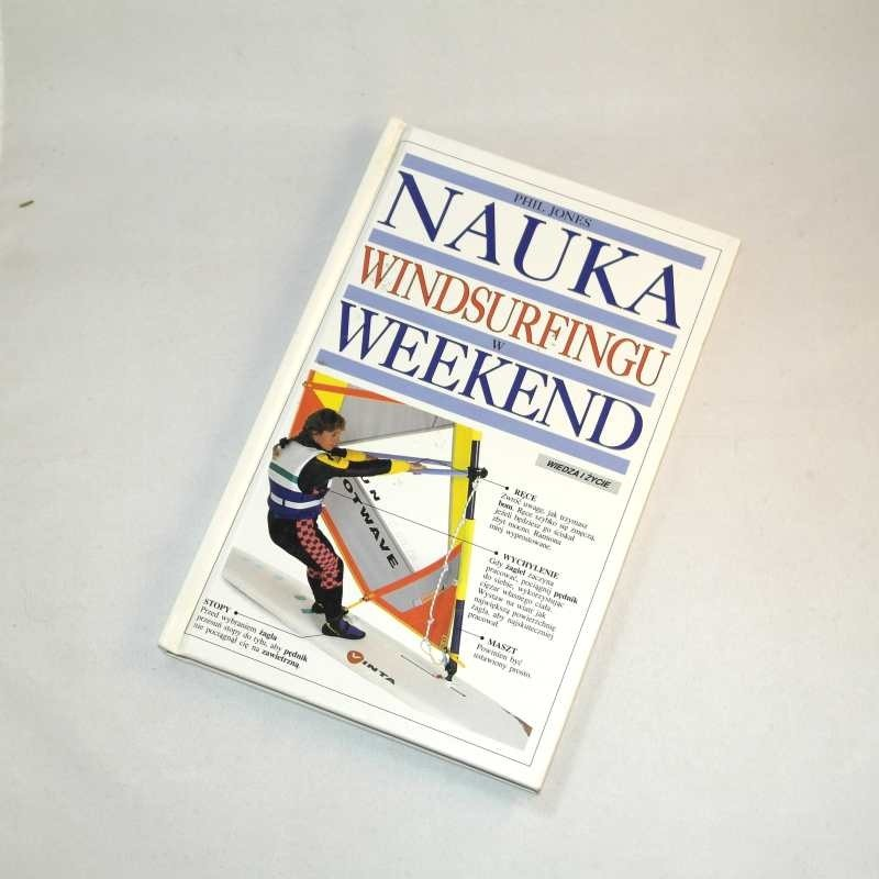 Nauka windsurfingu w weekend / Jones