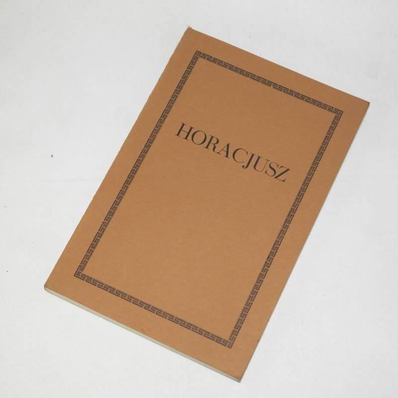 ODY  /  Horacjusz
