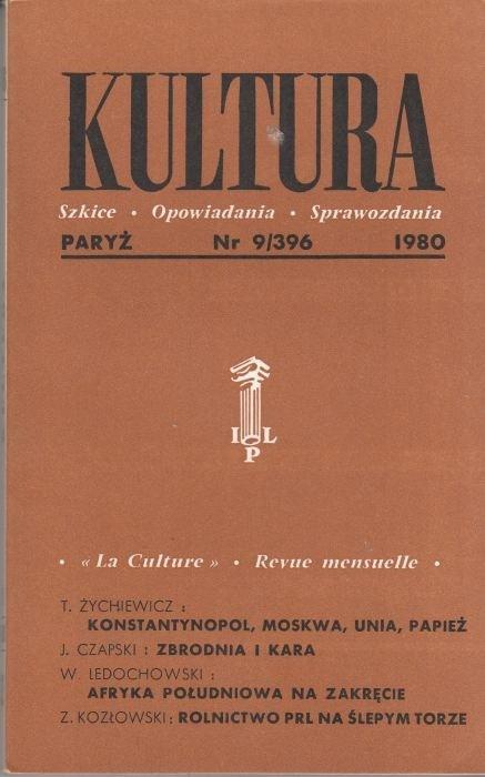 KULTURA  9/396  1980