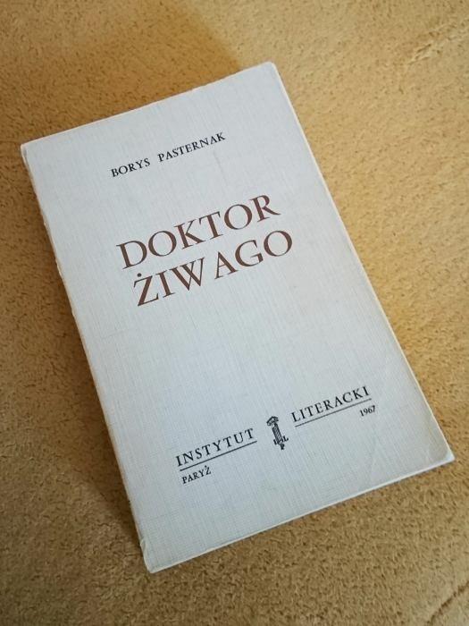 Doktor Żiwago  / Pasternak