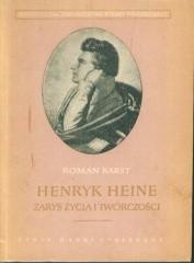 Henryk Heine zarys życia i twórczości