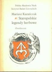 Staropolskie legendy herbowe