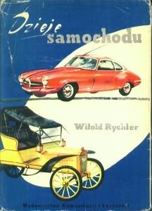 Dzieje samochodu  / Rychter