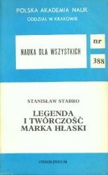 Legenda i twórczość Marka Hłaski