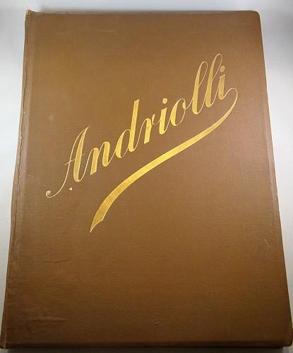 Andriolli w sztuce i życiu społecznem