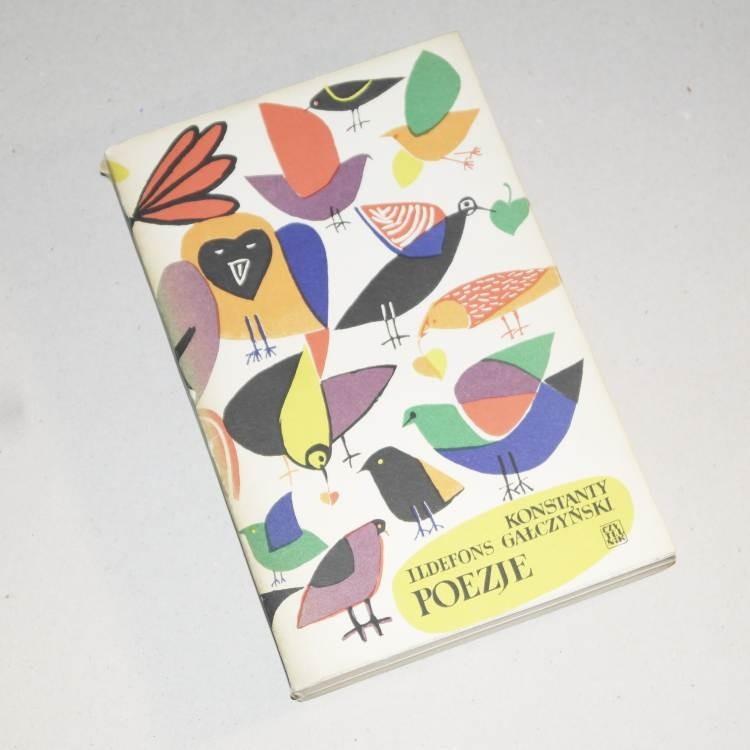 Poezje  /  Gałczyński