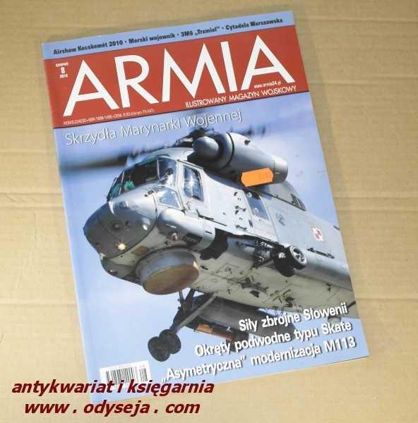 ARMIA 8 / 2010