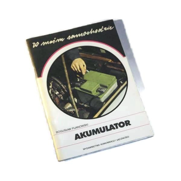 AKUMULATOR / Pijanowski (w moim samochodzie)