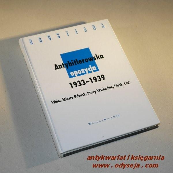 Antyhitlerowska opozycja 1933-1939